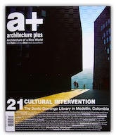 Architecture Plus Magazine | Magazine and Web Press Articles
