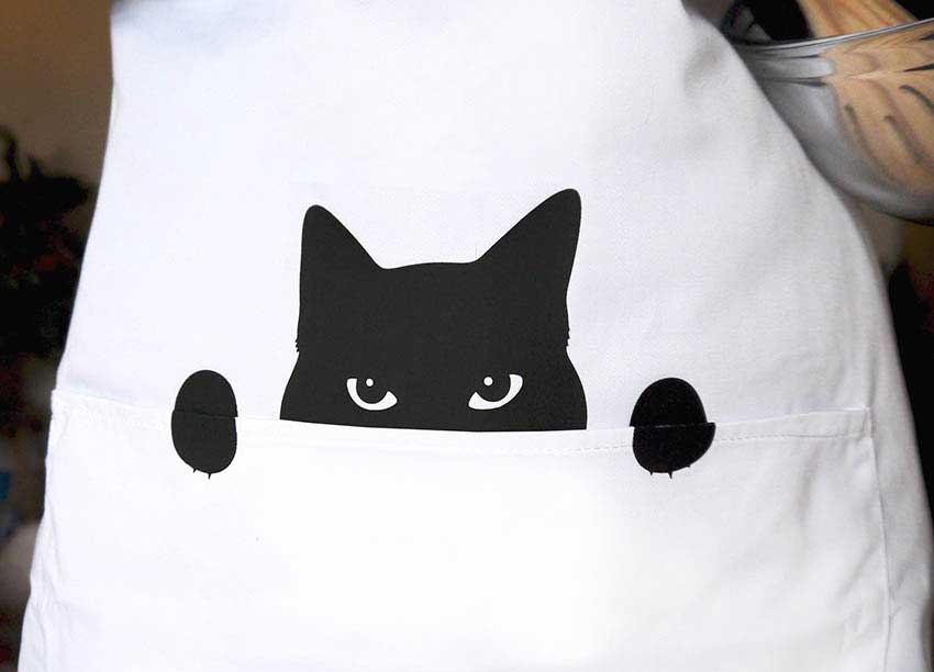 Cat Apron