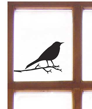 Sparrows wall or window stickers sparrows thecheapjerseys Image collections