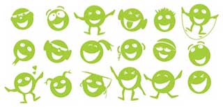 Gooseberry Kids Stickers