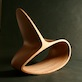 Ocean Rocker III Wooden Rocking Chair by Jolyon Yates